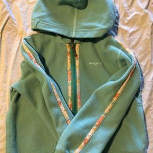 Patagonia toddler 4T fleece jacket